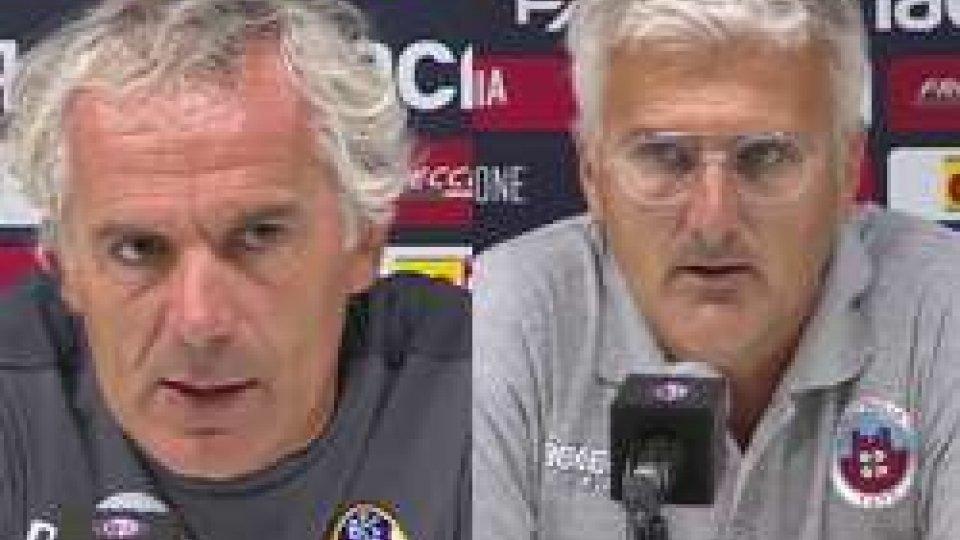 Bologna-Cittadella 0-3: la delusione di Donadoni, la gioia di VenturatoBologna-Cittadella 0-3: la delusione di Donadoni, la gioia di Venturato