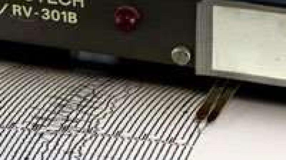 scossa di terremoto vicino a Cesena