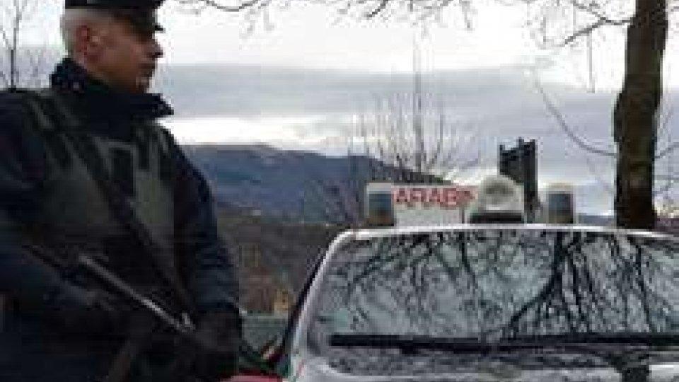 Due arresti e una denuncia per i Carabinieri di Novafeltria