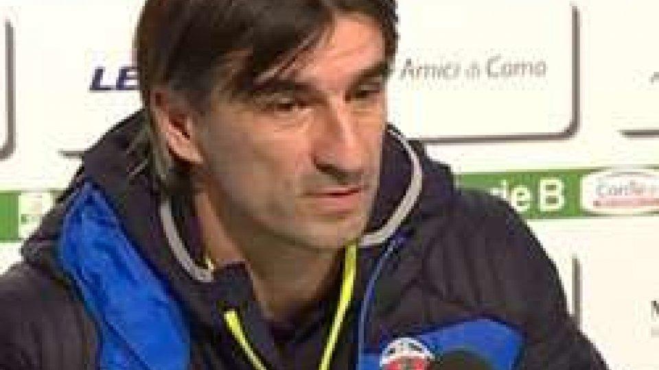 """Serie B, Juric: """"A Como vittoria di spessore""""Serie B, Juric: """"A Como vittoria di spessore"""""""