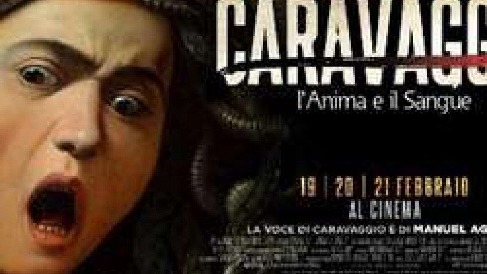 GRANDE ARTE AL CINEMA: CARAVAGGIO – L'Anima e il Sangue
