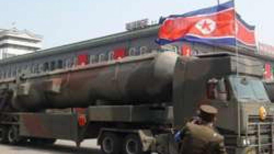 La Corea del Nord sfida gli Stati Uniti con un test missilistico: il lancio fallisce
