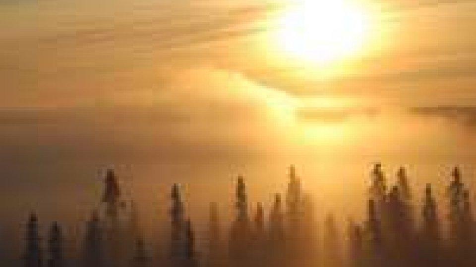 Meteo: pausa dall'inverno fino all'Epifania