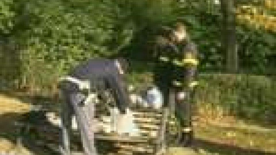 Danno fuoco al clochard: condanna a 8 anni per i 4 riminesi