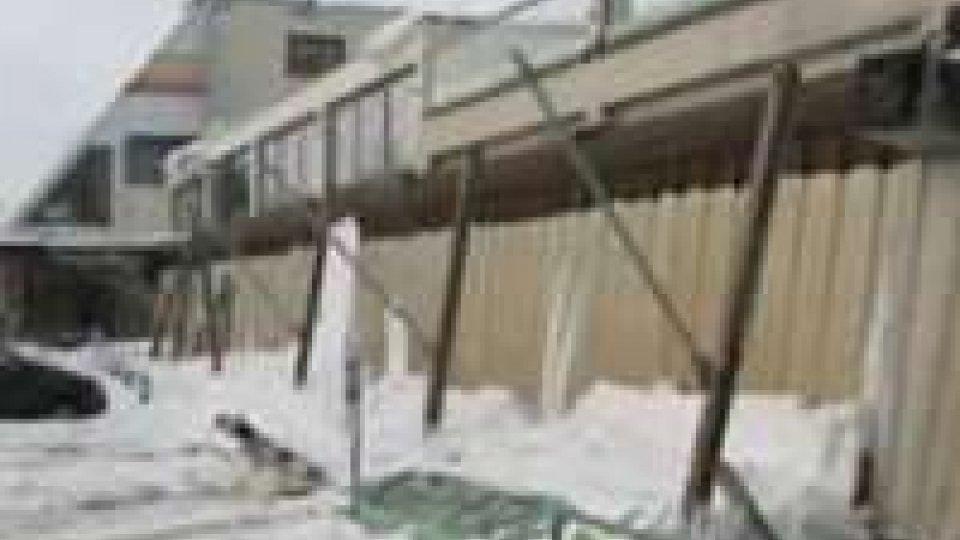 Aziende straziate dal nevone del 2012Strascichi del nevone