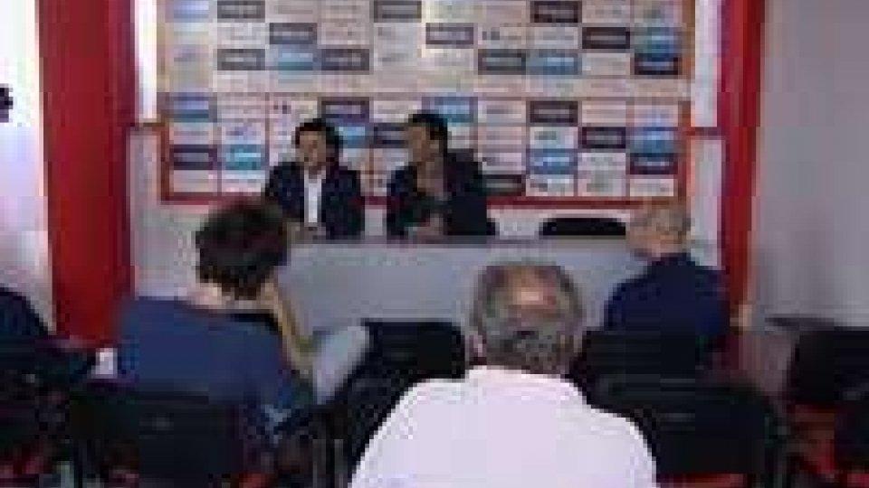 Il Forli conferma Roberto Rossi sulla panchina e presenta il nuovo direttore sportivo, Massimiliano MenegattiIl Forli conferma Roberto Rossi sulla panchina e presenta il nuovo direttore sportivo, Massimiliano Menegatti