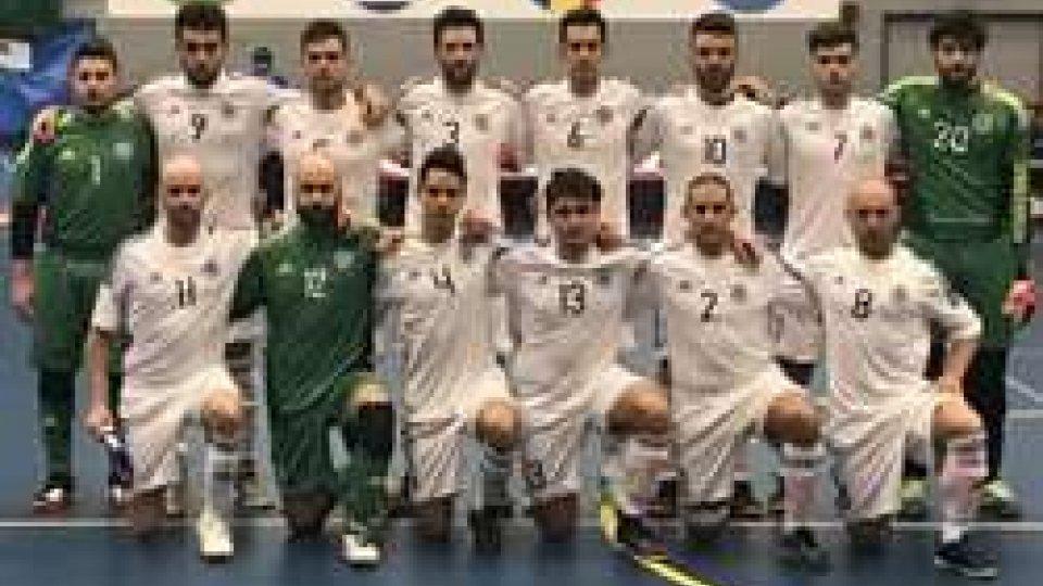 Nazionale Sammarinese di Futsal