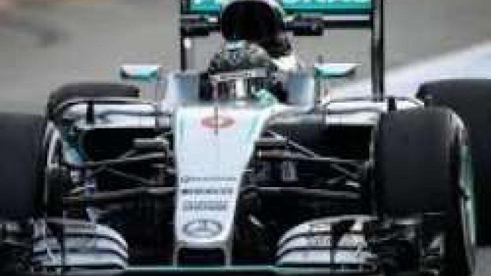 F1: Giappone; Rosberg in pole, terza Ferrari Raikkonen