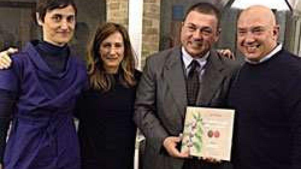 """Rimini: presentato al centro per le famiglie il libro """"UNA FAVOLA DI CAFFE': CHICCO E CEREZA"""""""