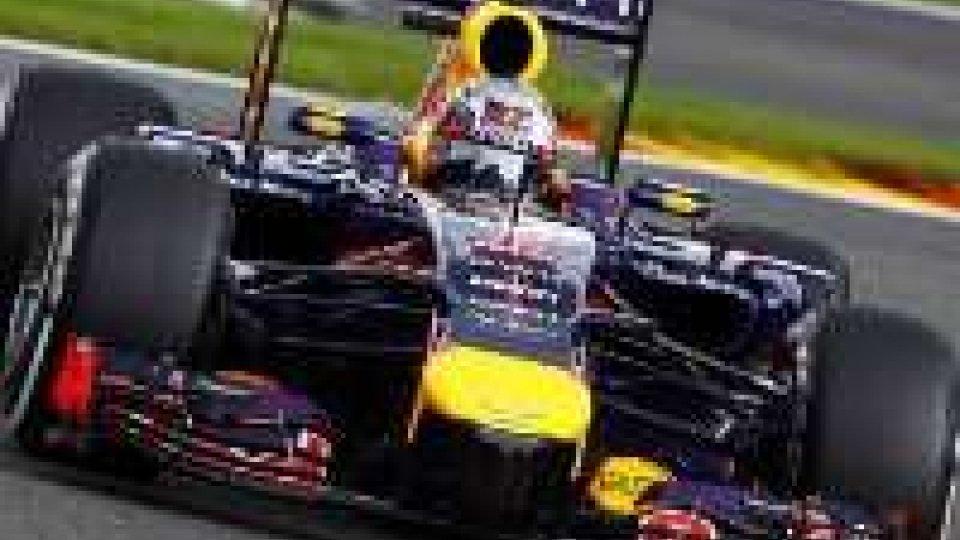 F1, GP Belgio: vince Ricciardo, quanta la Ferrari di  Raikkonen