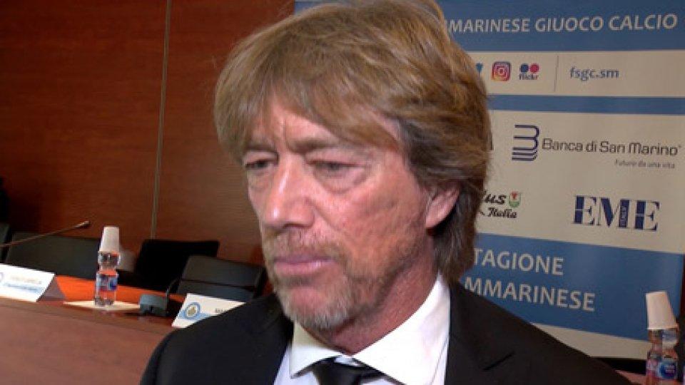 """Massimo BoniniMassimo Bonini: """"Vogliamo crescere, vogliamo migliorare"""""""
