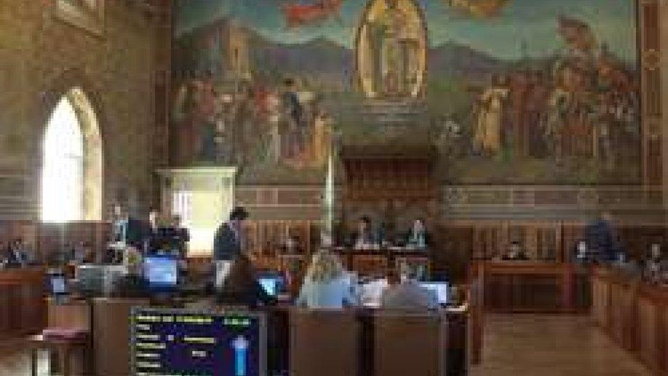 lavori consigliariFinanziamento ai partiti in Consiglio: abrogato il raddoppio alle elezioni