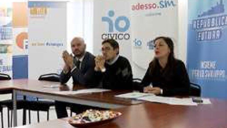 """Luca Boschi, Nicola Selva, Eva GuidiMaggioranza risponde alla Dc: """"Sconcertati da ipotesi di contro tavolo su piano di stabilità. Serve serietà"""""""