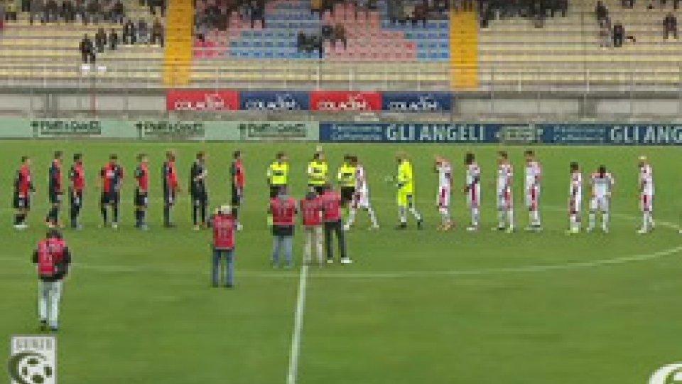 Gubbio-Sudtirol 0-0 Poche emozioni e nessun gol in Gubbio-Sudtirol che finisce 0-0