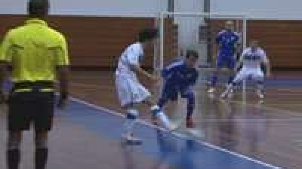 Futsal. La nazionale sammarinese sconfitta in amichevole per 5 a 0 dall'Italia under 21