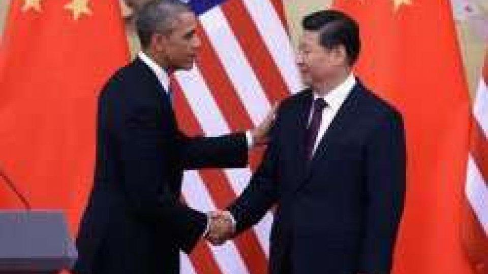 Svolta storica, anche la Cina contro emissioni gas serra