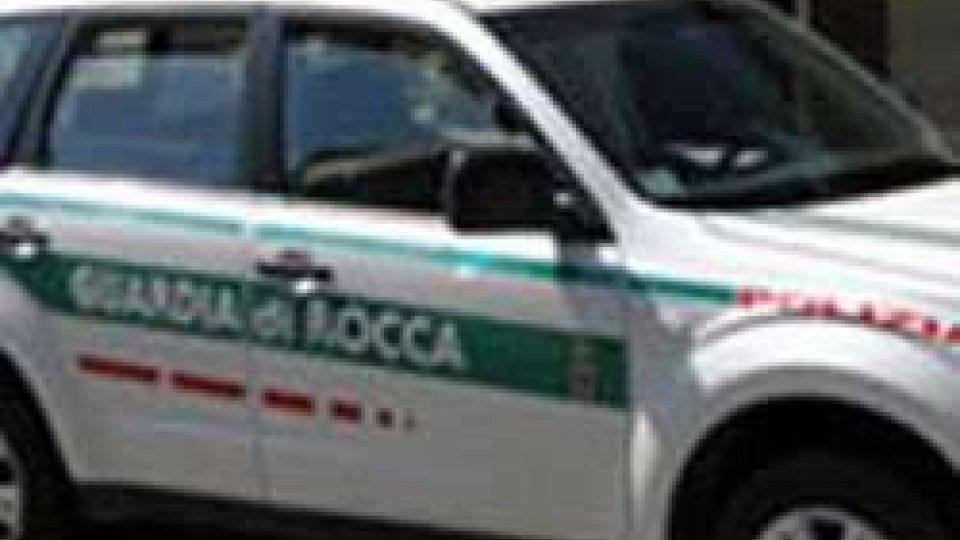 Guardia di Rocca arresta italiano ricercato