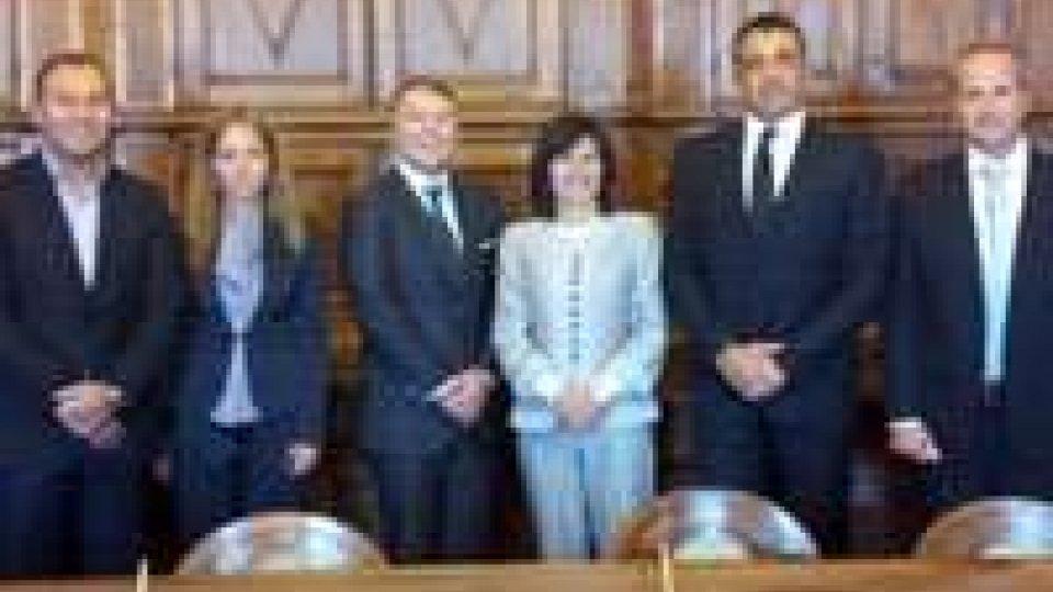 Firmato accordo Autorità Aviazione Civile