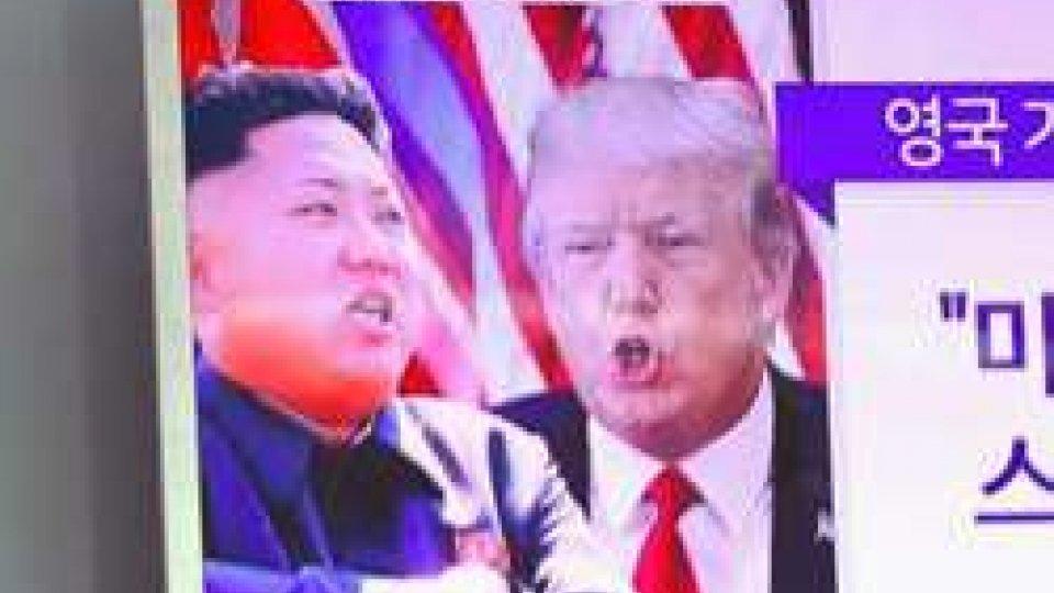 Ancora tensioni tra Washington e PyongyangCorea del Nord: sfida agli Usa, pronti 4 missili verso Guam