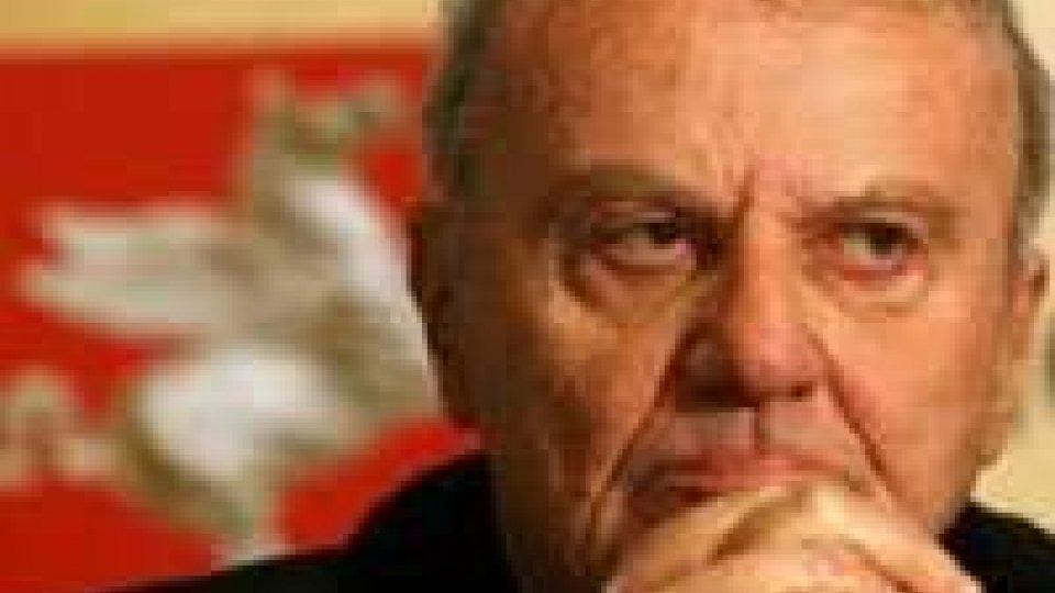 Oggi i funerali di Pier Luigi Vigna
