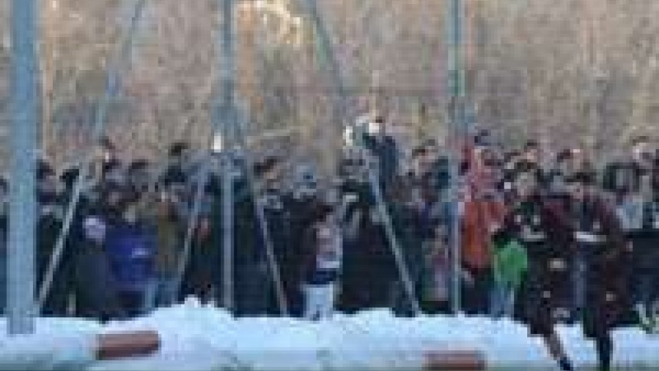 Cori razzisti: sospesa Pro Patria - Milan