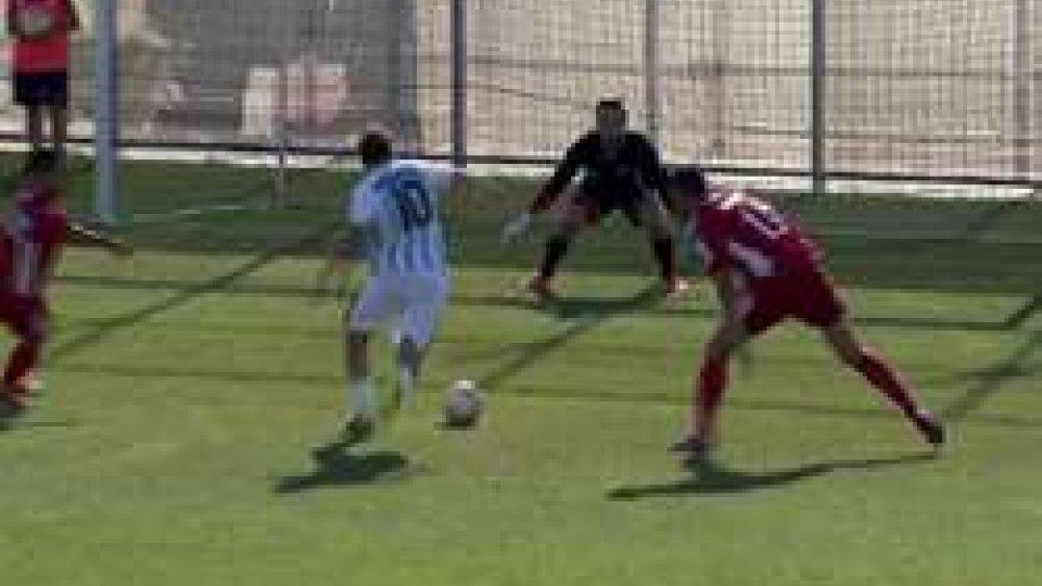 Rabotnicki - Tre PenneIl Tre Penne osa ma non basta: il Rabotnicki vince 6-0