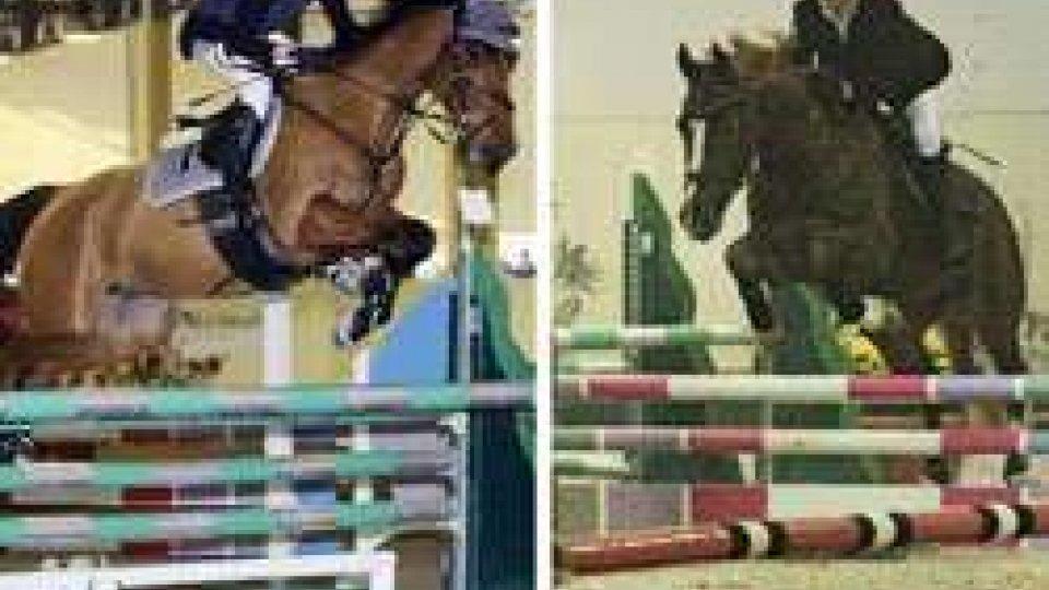 Ottimi risultati per le amazzoni ed i cavalieri del Titano ai Campionati Regionali Emilia Romagna di S.O. indoor di Cervia