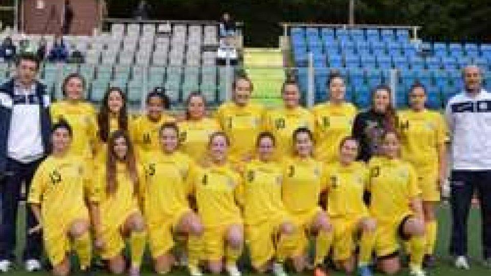 KO per le ragazze della Federazione contro la Jesina nella 1^ di Campionato Primavera
