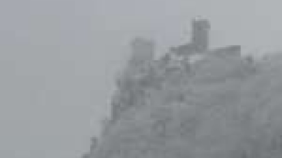 Neve sul Titano