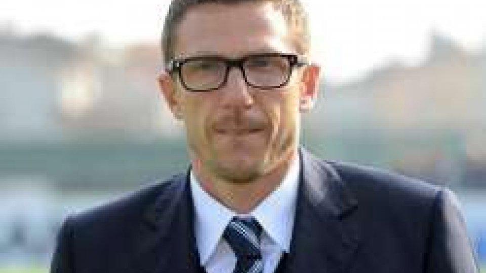 """Eusebio Di FrancescoDi Francesco: """"Ci vogliamo provare"""""""