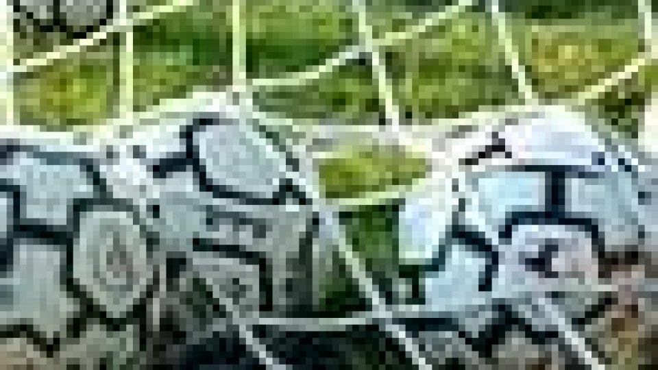 Il San Marino impegnato nel derby con l'Imolese