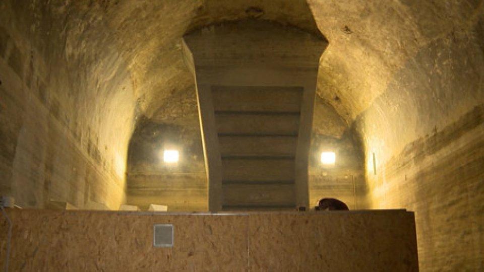 Cisterne PalazzoCisterne quattrocentesche aperte