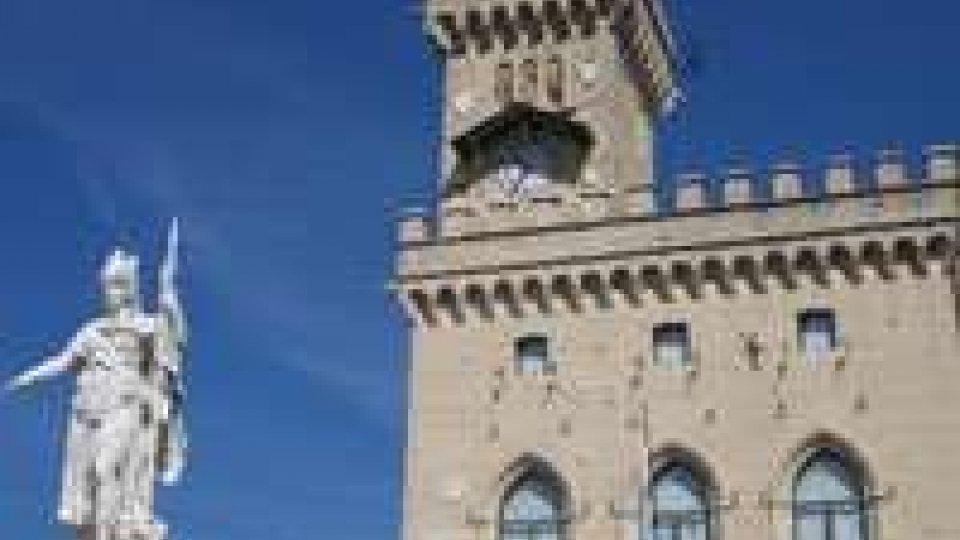 San Marino: entro martedì la squadra di governo