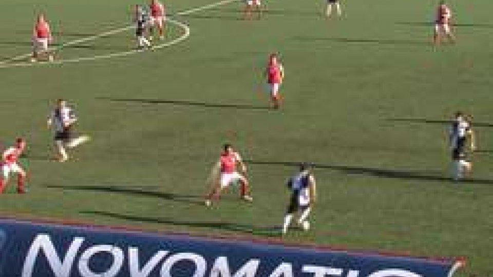 Rimini - Trestina 2-0Rimini - Trestina 2-0