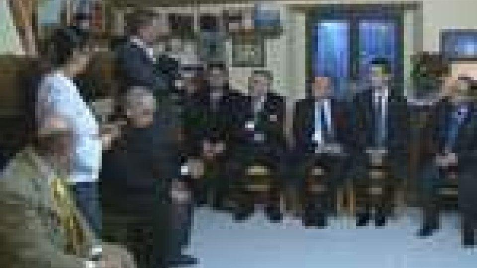 San Marino - La Reggenza in visita alla Comunità Papa Giovanni XXIII