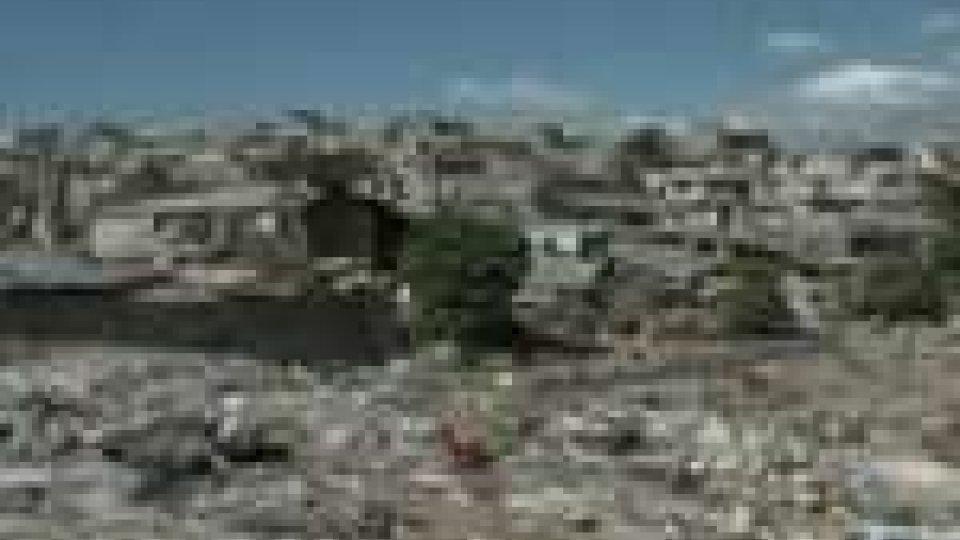 E' partita anche San Marino la macchina della solidarietà a favore di Haiti
