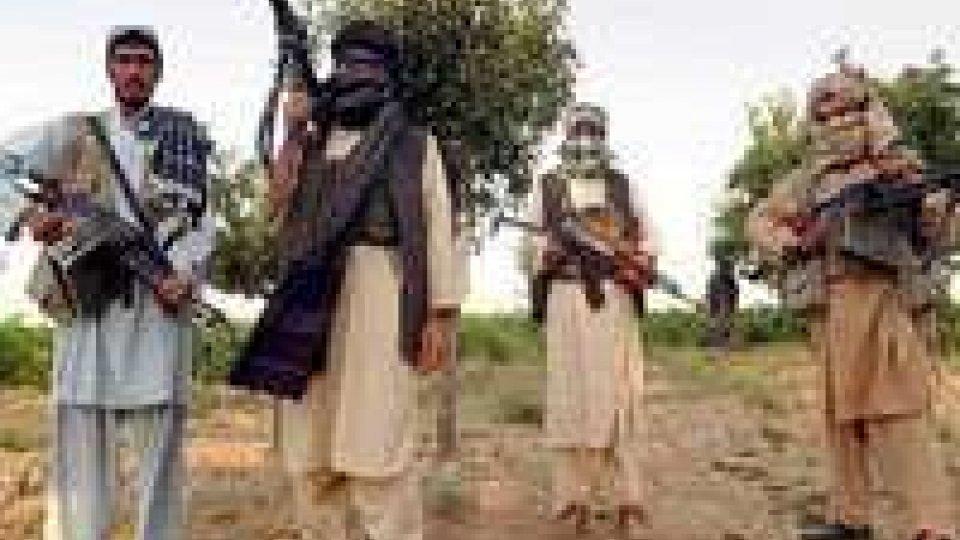 "Afghanistan: talebani lanciano offensiva ""di primavera"""