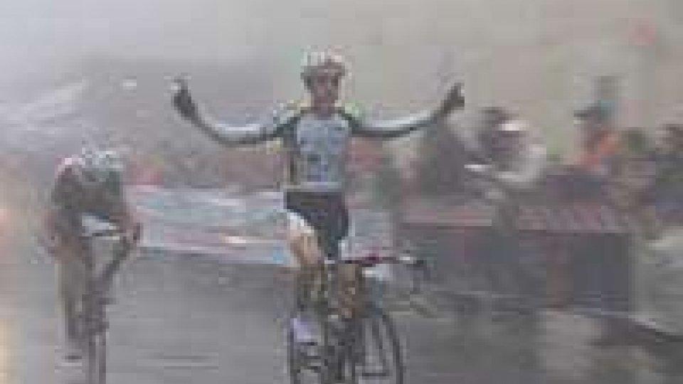 Il trentino Nicola Conci ha vinto la Lugo-San MarinoIl trentino Nicola Conci ha vinto la Lugo-San Marino
