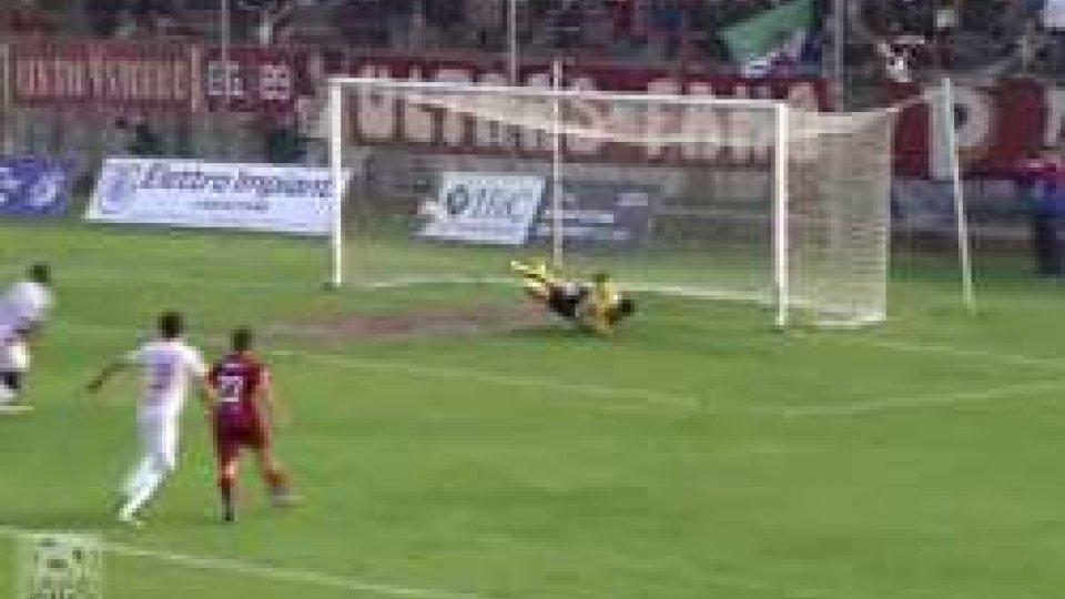 Fano - Mantova 1-1Fano - Mantova 1-1