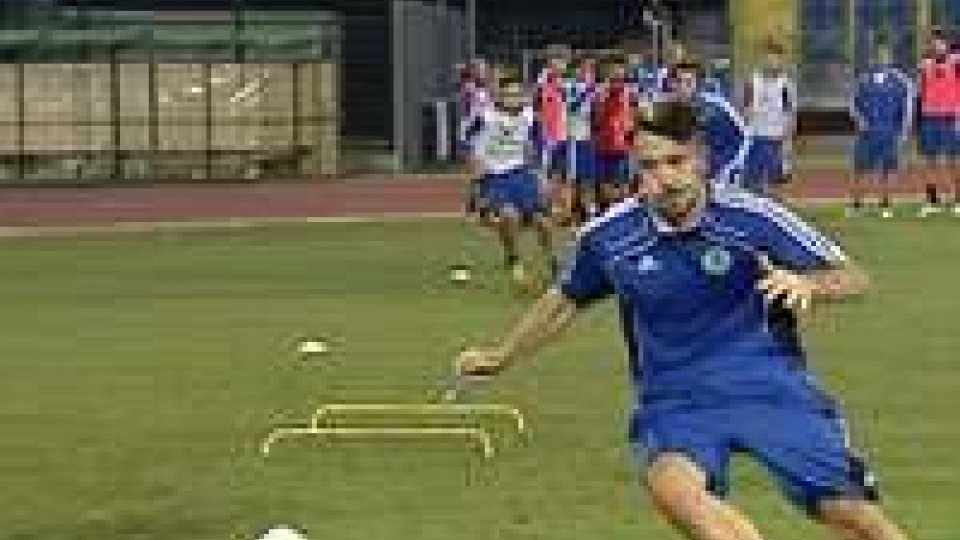 Verso San Marino - Lituania. Si avvicina il debutto nel girone EVerso San Marino - Lituania. Si avvicina il debutto nel girone E