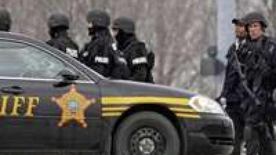 USA: sparatoria in liceo Colorado, due feriti