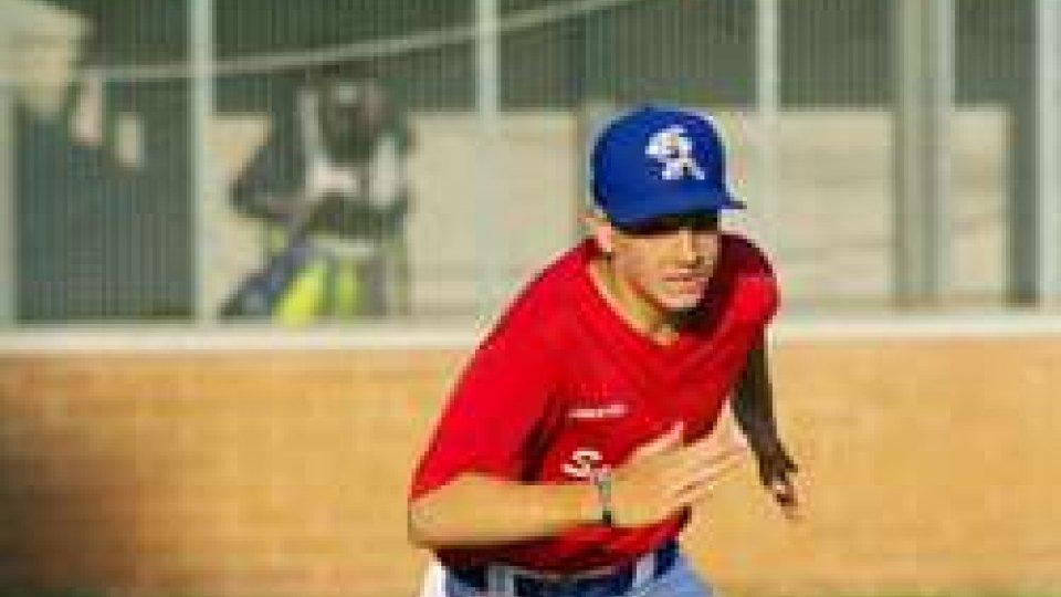 Baseball: Alessandro Ercolani convocato per la Junior League