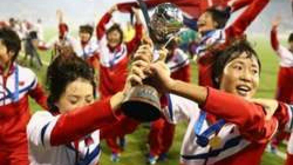 Femminile: La Corea del Nord batte la Francia è conquista il mondiale under 20Femminile: La Corea del Nord batte la Francia e conquista il mondiale under 20