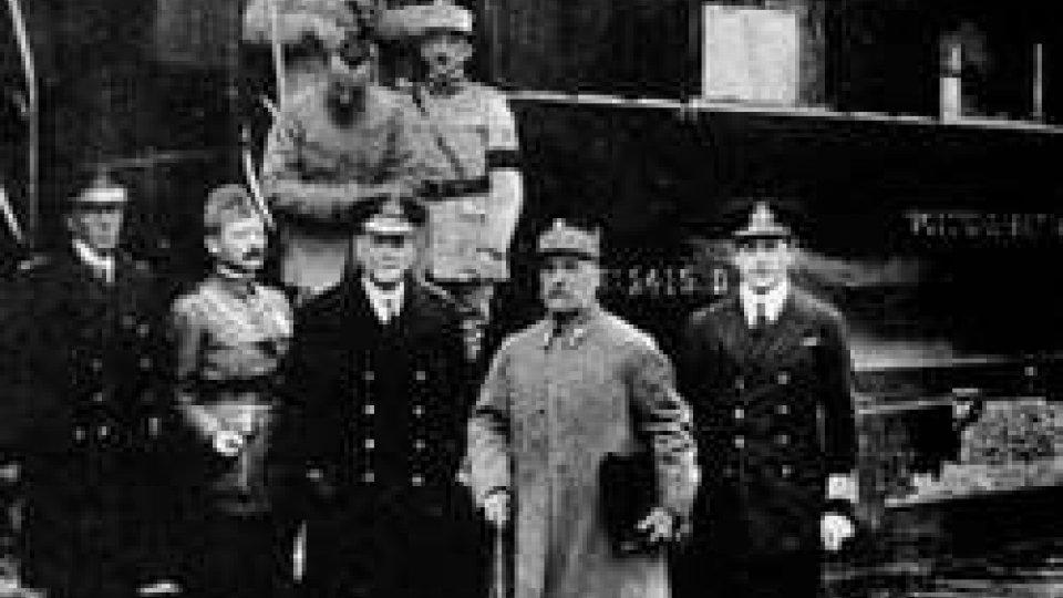 Armistizio guerra 1918