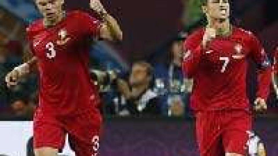 Europei. Ronaldo trascina il Portogallo ai quarti