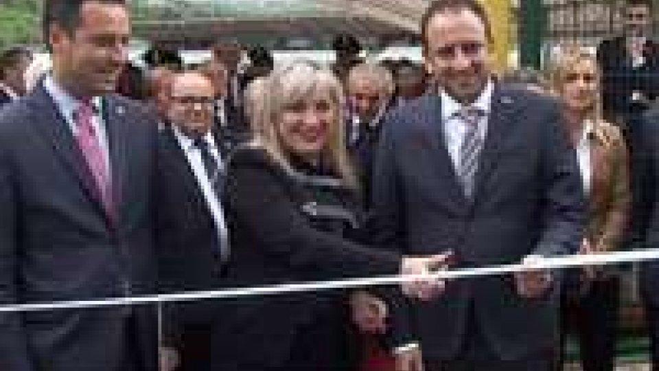Inaugurato il nuovo San Marino Satdium