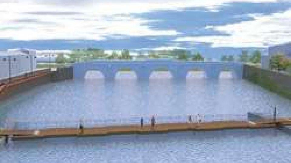 Ponte Tiberio: i Consiglieri regionali Giorgio Pruccoli e Nadia Rossi intervengono sulla riqualificazione area