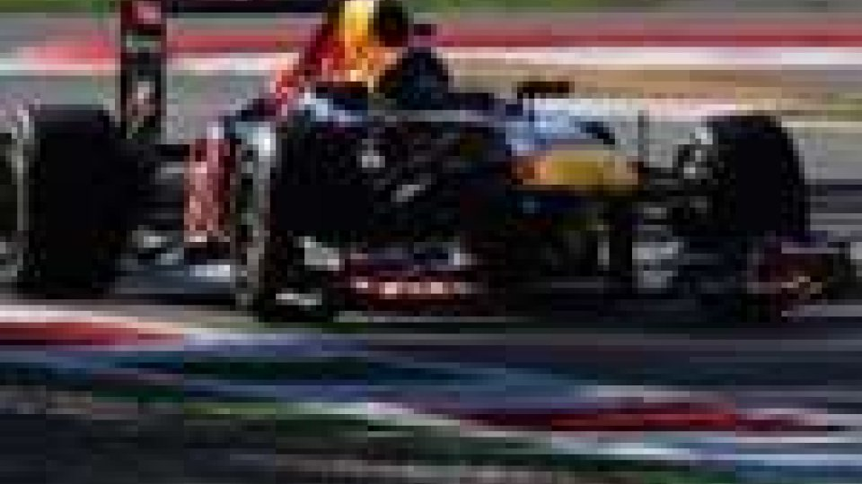 Gp d'Italia: Vettel in pole davanti a Hamilton e Button. Quarto Alonso