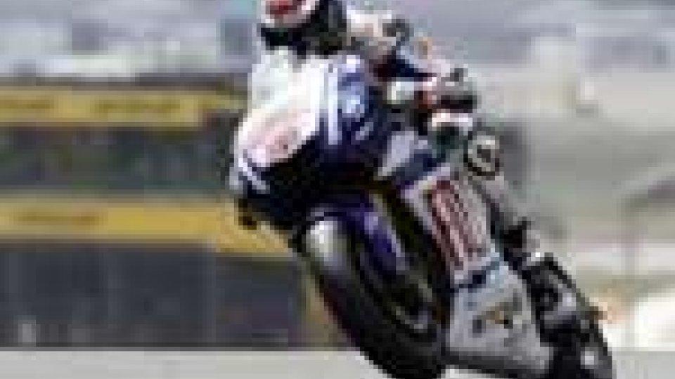 Solo Spagna a Le Mans: Lorenzo batte Rossi. Sfortunato De Angelis