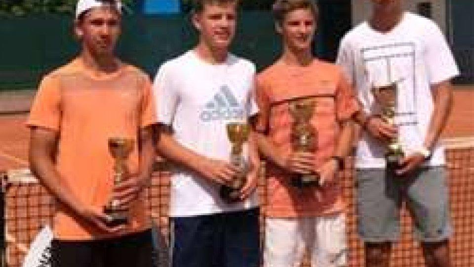 A Minsk Alexandr Binda vince il doppio nel Torneo ITF Junior Tour